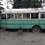 "bus from ""Into the Wild"""