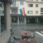 Is the first and only bar in molde who show they are gayfriendly bar 😄
