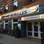 Restaurant Georgius Apostoligis Restaurant Achilles