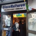 Photo of Glasskulturen