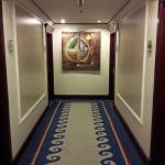 Executive Floor - Hallway