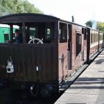Old knotty train