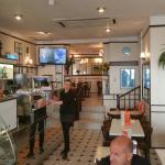 Cafe Floris, South Kensington