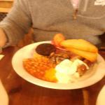 Fabulous breakfast!