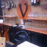 Il Vanity: zona bar