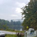 View of the Clarion River from the Front Porch