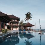 Foto de The Rishi Candidasa Beach Hotel