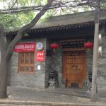 Photo de Xiangzimen International Youth Hostel