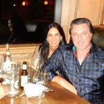 BOOTH DINING AT BLUESTONE WITH ROSARIO CASSATA AND CAROLYN CASSATA