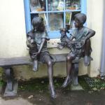 Excellent statues
