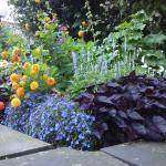 Very nice garden views n fresh made breakfast!