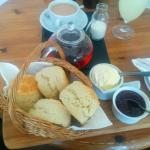 Amazing cream tea :-)