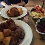 Superb Sunday lunch