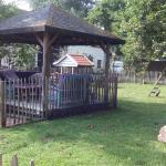 De pluk en theetuin Looperskapelle