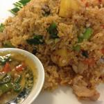 Kee Mao Fried Rice