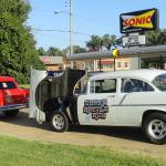 SK Hot Rod Meet at Sonic