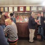 Cozy pub atmospher