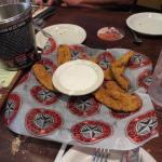 Fried Pickels Appetizer