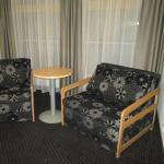 Кресла в номере