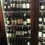 Captain room ,wine collection,