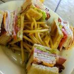 Club Sandwich Special