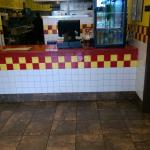 Pictures from Hungry Howie's in Santa Rosa, Fl (near Destin)