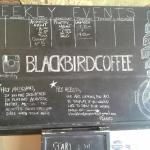 Blackbird Events Board
