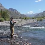 Special fishing trip to Double Cabin Creek