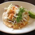 Seabass Fish Taco