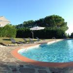 La piscina del Paretaio