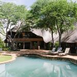 Main Lodge and Pool