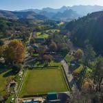 Aerial Shot of Drakensberg Gardens Golf & Spa Resort