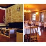 salas de refeição + bar
