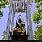 Indra Statue