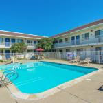 Motel 6 Redding North Foto
