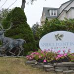 Photo de Spruce Point Inn Resort and Spa