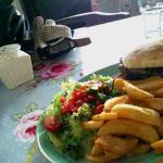 Chef Special Burger