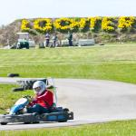 Karting on the Lochterstone Track