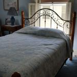 The Cobb room, queen size bed.
