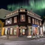 Our beautiful restaurant Einar Ben