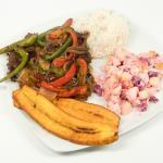 Almuerzos y cenas con un menú variado