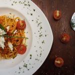 Signature Crab Meat Pasta