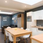 Appartement une chambre-cuisine