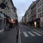Foto de Residence Hotel Villa Montmartre
