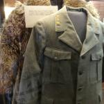 Winter coats for the early Yellowstone park rangers