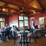Basil & Wicks Restauarnat - interior