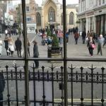 St Helens Sq from the Mansion House