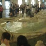 Piazza di Spagna View Foto