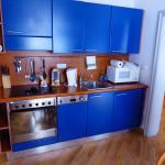 Kitchen in Magdalena