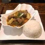 Com Bo Ko (Beef stew and rice)
